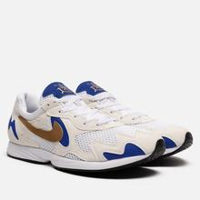 Мужские кроссовки Nike Air Streak Lite Summit White/Metallic Gold/White фото- 0