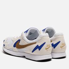 Мужские кроссовки Nike Air Streak Lite Summit White/Metallic Gold/White фото- 2