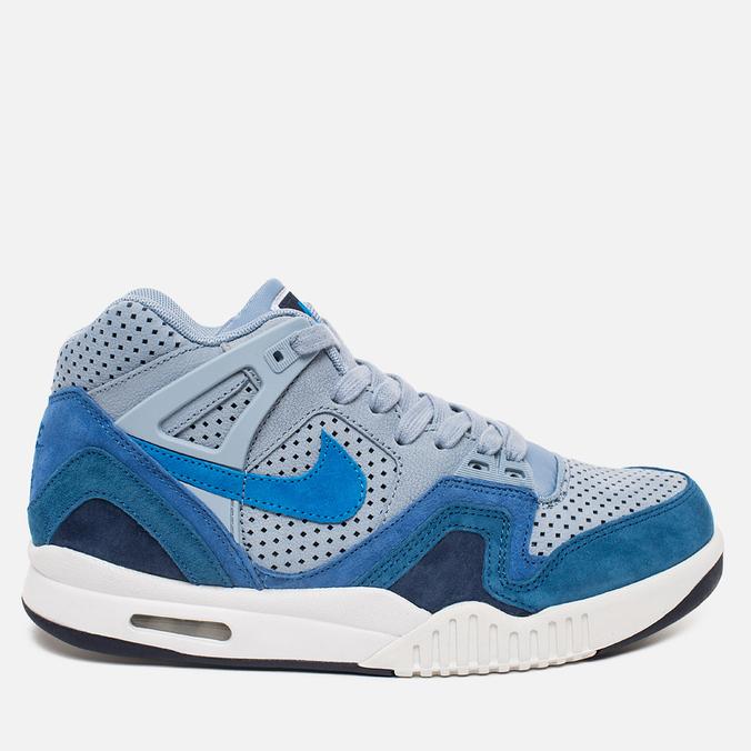 Мужские кроссовки Nike Air Tech Challenge II QS Blue Grey