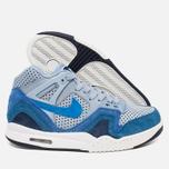 Мужские кроссовки Nike Air Tech Challenge II QS Blue Grey фото- 5