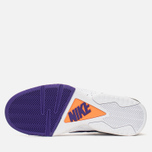 Мужские кроссовки Nike Air Tech Challenge III White/Voltage Purple/Bright Mandarin фото- 6