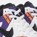 Мужские кроссовки Nike Air Tech Challenge III White/Voltage Purple/Bright Mandarin фото- 5
