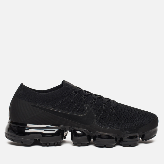Мужские кроссовки Nike Air Vapormax Flyknit Black/Anthracite/White