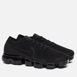 Мужские кроссовки Nike Air Vapormax Flyknit Black/Anthracite/White фото- 2