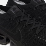 Мужские кроссовки Nike Air Vapormax Flyknit Black/Anthracite/White фото- 3