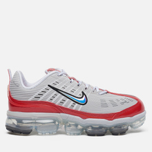 Мужские кроссовки Nike Air Vapormax 360 Vast Grey/White/Particle Grey фото- 3