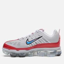 Мужские кроссовки Nike Air Vapormax 360 Vast Grey/White/Particle Grey фото- 5