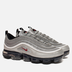 Мужские кроссовки Nike Air Vapormax '97 Metallic Silver/Varsity Red/White/Black