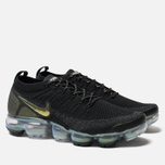 Мужские кроссовки Nike Air Vapormax Flyknit 2 Black/Multicolor/Metallic Silver фото- 2