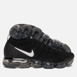 Мужские кроссовки Nike Air Vapormax Flyknit 2 Black/White/Dark Grey фото- 2