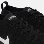 Мужские кроссовки Nike Air Vapormax Flyknit 2 Black/White/Dark Grey фото- 5