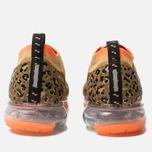 Мужские кроссовки Nike Air Vapormax Flyknit 2 Club Gold/Black/Golden Beige фото- 4