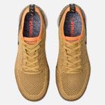 Мужские кроссовки Nike Air Vapormax Flyknit 2 Club Gold/Black/Golden Beige фото- 5