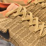 Мужские кроссовки Nike Air Vapormax Flyknit 2 Club Gold/Black/Golden Beige фото- 6