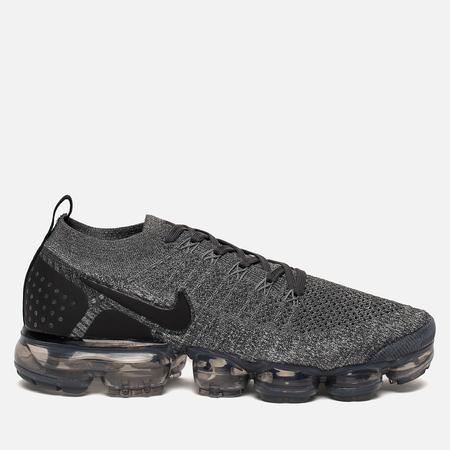 Мужские кроссовки Nike Air Vapormax Flyknit 2 Dark Grey/Wolf Grey/Black/White