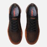 Мужские кроссовки Nike Air Vapormax Flyknit 2 Desert Orange/Black/Total Orange фото- 5