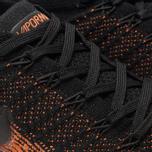 Мужские кроссовки Nike Air Vapormax Flyknit 2 Desert Orange/Black/Total Orange фото- 6