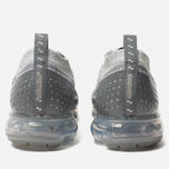 Мужские кроссовки Nike Air Vapormax Flyknit 2 Wolf Grey/Pure Platinum/Total Orange фото- 3