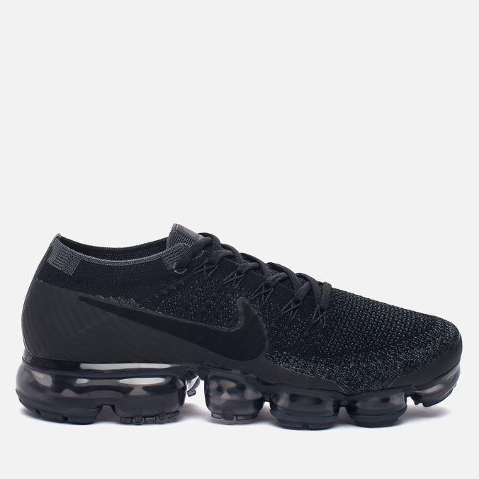 Мужские кроссовки Nike Air Vapormax Flyknit Black/Anthracite/Dark Grey
