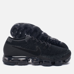 Мужские кроссовки Nike Air Vapormax Flyknit Black/Anthracite/Dark Grey фото- 1