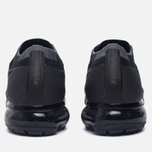 Мужские кроссовки Nike Air Vapormax Flyknit Black/Anthracite/Dark Grey фото- 5