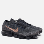Мужские кроссовки Nike Air Vapormax Flyknit Explorer Pack Black/Black/Summit White фото- 2