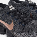 Мужские кроссовки Nike Air Vapormax Flyknit Explorer Pack Black/Black/Summit White фото- 3