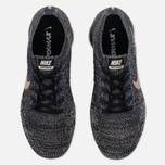 Мужские кроссовки Nike Air Vapormax Flyknit Explorer Pack Black/Black/Summit White фото- 4