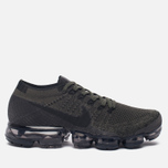 Мужские кроссовки Nike Air Vapormax Flyknit Midnight Fog/Cargo Khaki/Desert Moss фото- 0