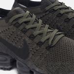 Мужские кроссовки Nike Air Vapormax Flyknit Midnight Fog/Cargo Khaki/Desert Moss фото- 3