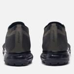 Мужские кроссовки Nike Air Vapormax Flyknit Midnight Fog/Cargo Khaki/Desert Moss фото- 5