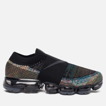 Мужские кроссовки Nike Air Vapormax Flyknit Moc Black/Anthracite/Volt