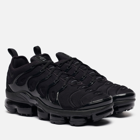 Мужские кроссовки Nike Air Vapormax Plus Black/Black/Dark Grey