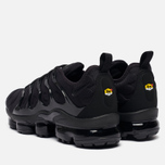 Мужские кроссовки Nike Air Vapormax Plus Black/Black/Dark Grey фото- 2