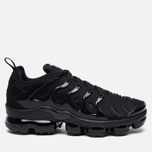 Мужские кроссовки Nike Air Vapormax Plus Black/Black/Dark Grey фото- 3