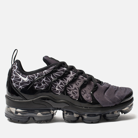 Мужские кроссовки Nike Air Vapormax Plus Black/Black/White