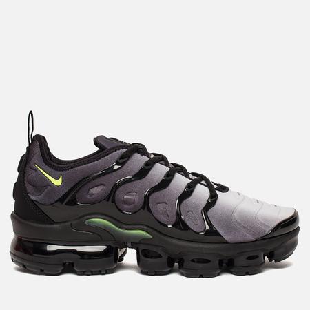 Мужские кроссовки Nike Air Vapormax Plus Black/Volt/White
