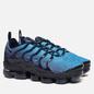 Мужские кроссовки Nike Air Vapormax Plus Obsidian/Obsidian/Photo Blue/Black фото - 2
