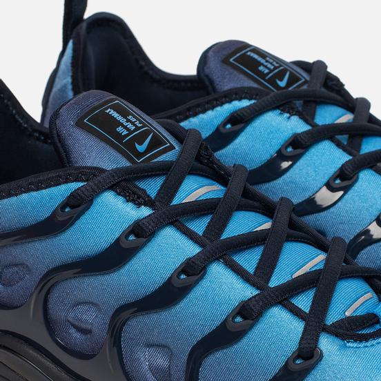 Мужские кроссовки Nike Air Vapormax Plus Obsidian/Obsidian/Photo Blue/Black