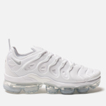 Мужские кроссовки Nike Air Vapormax Plus White/White/Pure Platinum фото- 0
