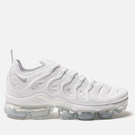 Мужские кроссовки Nike Air Vapormax Plus White/White/Pure Platinum