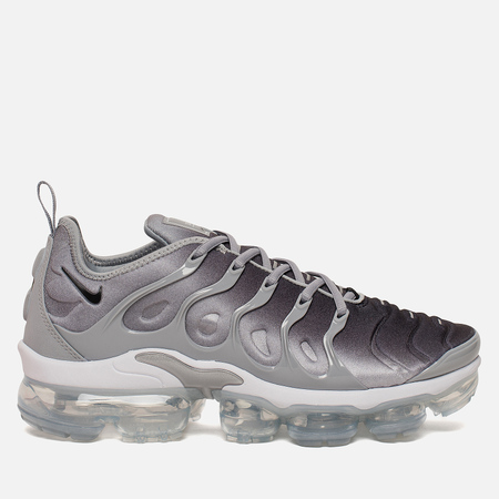 Мужские кроссовки Nike Air Vapormax Plus Wolf Grey/Black/White