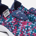 Мужские кроссовки Nike Air Woven Premium Binary Blue/Green Abyss/Smokey Blue/White фото- 5