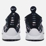 Мужские кроссовки Nike Air Woven Premium Black/White/Dark Grey фото- 3