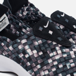 Мужские кроссовки Nike Air Woven Premium Black/White/Dark Grey фото- 5