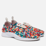 Мужские кроссовки Nike Air Woven Premium Light Bone/University Red/Team Orange фото- 1