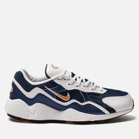Мужские кроссовки Nike Air Zoom Alpha Binary Blue/Carotene/White/Black