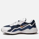 Мужские кроссовки Nike Air Zoom Alpha Binary Blue/Carotene/White/Black фото- 1