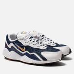 Мужские кроссовки Nike Air Zoom Alpha Binary Blue/Carotene/White/Black фото- 2