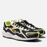 Мужские кроссовки Nike Air Zoom Alpha Black/Volt/Habanero Red/White фото- 1